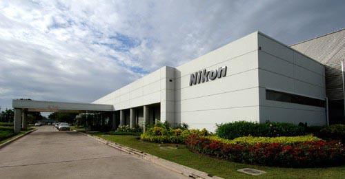 Nikon Thailand Factory