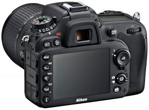 Nikon D7100 Camera Back